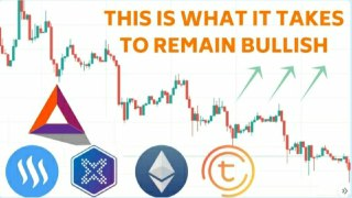 This Is What It Takes To Remain Bullish - Technical Analysis