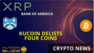 XRP & Bank of America? Shakepay, Kucoin Crypto Delistings - Cryptocurrency News