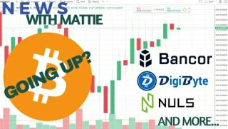 World's Largest Bank Eyes Blockchain, NULS, Bancor, Digibyte - Today's Crypto News