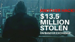 $13.5 Million in ETH and Pundi X Hacked on Bancor Exchange - Today's Crypto News