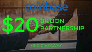 $20 BILLION Partnership For COINBASE! - Today's Crypto News