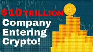 $10 TRILLION Northern Trust Entering Cryptocurrency - Today's Crypto News