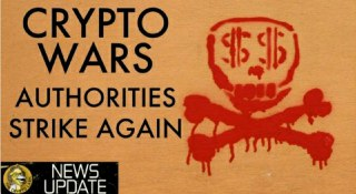 Crypto Wars - IMF & Zambia V Crypto, Bitcoin Mining for God, Facebook, Cardano Foundation Info News
