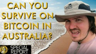 How to Travel Queensland Australia on Bitcoin - Vlog Part 3