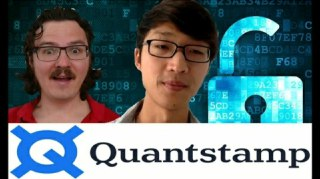 QuantStamp / QSP - ICO CEO Richard Ma Interview