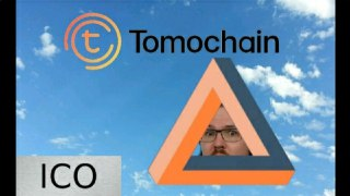 TomoChain ICO - Blockchain, Wallet, and Social App