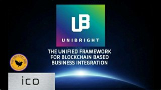 UNIBRIGHT ICO - Business Integration for Blockchain