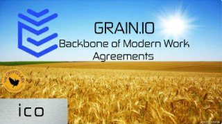 Grain ICO - Powerful Solution for Labor on the Blockchain