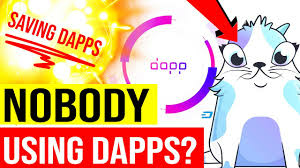 🚨WHERE ARE THE DAPPS? Crypto Ghost Town... 🤞 Dapp.com Solution