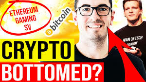 🤞🤞 CRYPTO BOTTOM 2019? 📈 Alex Saunders Interview