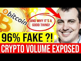 🚨BEWARE: 96% CRYPTO VOLUME FAKE (And That's A GOOD THING!)