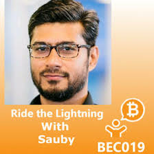 Ride the Lightning with Sauby // BEC019