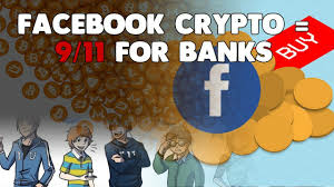 Facebook's Cryptocurrency is the 9/11 [D-DAY] for BANKS! - Libra? Facecoin? - THE END!!!