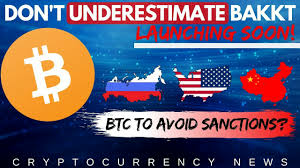 DON'T Underestimate Bakkt Bitcoin Futures! BTC and Cryptocurrency to Avoid Sanctions? - Crypto News