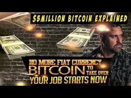 $5M Bitcoin Explained - No More Fiat - Your Job Starts Now! BTC Revolution!