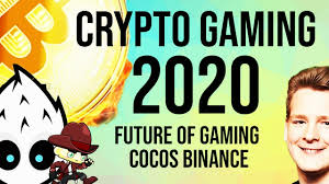 CRYPTO GAMING 2020 - Cocos BCX Binance Listing, ChainIDE