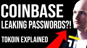 COINBASE LEAKING PASSWORDS?! 🛑 Tokoin Project - Programmer explains