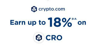 How to Earn 18% Interest on Your Crypto!! Earn Passively w/ Crypto.com