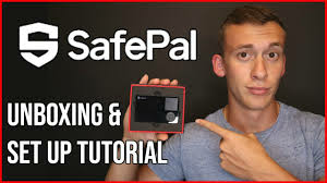 How to setup & use a SafePal S1 Wallet | Beginners Guide 2019