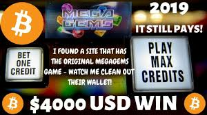 MUST WATCH! Just found site with the OLD Version MEGAGEMS - Made $4k! Stack Bitcoin Time!