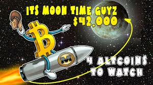 Bitcoin Parabolic Move Confirmed - It's MOON Time Guyz. 4 Must Watch Altcoins in this BTC Bull Rally