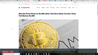Economic Collapse Timeline, Zero Rate Cut, Unclaimed Crypto & Bitcoin Capitulation