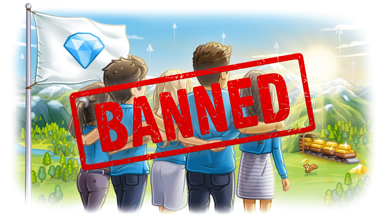 banned TG