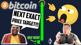 BITCOIN IS EXPLODING!!!!!!!!!!!!!!!!!!!!!!! [here is our next EXACT target..]