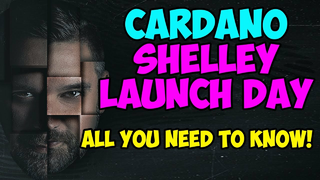 CARDANO Shelley Launch Day Is Here! What You Need To Know!