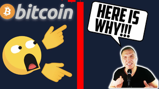 🚨ALERT!!!!!!!!! HERE IS WHY BITCOIN DUMPED!!! [this happens next..]