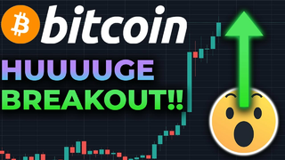 THE BITCOIN BULL RUN HAS STARTED!!!! BITCOIN BREAKING OUT AGAIN TO THIS SHOCKING PRICE TARGET!!