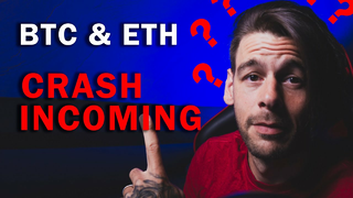 Bitcoin $BTC & Ethereum $ETH are about to DUMP?! (Technical Analysis)