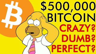 BITCOIN INSANE $500,000 PRICE PREDICTION!!! REALISTIC? ETHEREUM READY TO EXPLODE FROM DEFI MANIA!