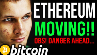 ETHEREUM BREAKING OUT!!! [WARNING Danger Ahead] - All HODLers Need to See This!! Programmer explains