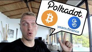 VERY, VERY IMPORTANT VIDEO FOR ALL ALTCOIN HOLDERS!!!!! [Bitcoin next move, Polkadot, Yearn Finance]