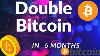 How to Double your Bitcoin in 6 Months! #btc #unlisted.io #trading