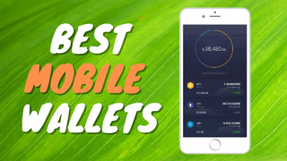 Top 5 Mobile Cryptocurrency Wallets 2020!