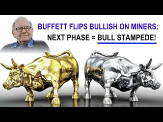 GRAB THE BULL BY THE HORNS: Pause in Gold & Silver = Last Chance to Load Up!
