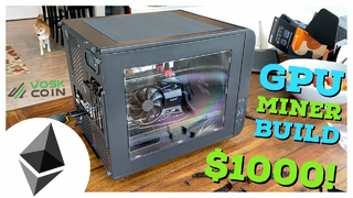 Noob's Guide to Building a $1,000 GPU MINING RIG ⛏