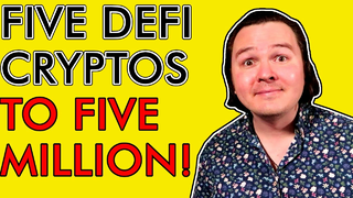 5 POLKA DOT DEFI CRYPTOS TO $5 MILLION! Top Altcoins to GET RICH in 2020 [Keep An Eye On These!]
