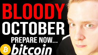 WARNING!!! BLOODY OCTOBER AHEAD!! Important Hidden Bitcoin and SP500 Chart!!! [BULLISH TOO] Altcoins