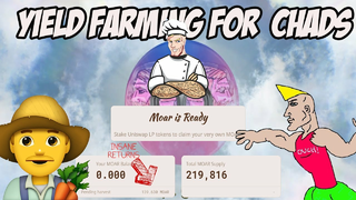 How to 👨‍🌾 YIELD FARM with 💲MANY and 💲MOAR **TUTORIAL**