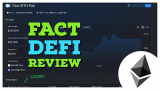 Fee Active Collateral Token FACT -- a HOT NEW DeFi Coin?? 📈