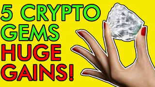 5 LOW CAP CRYPTO ALTCOIN GEMS! BEST INVESTMENTS TO WATCH NOW! [Huge GAINS Potential]