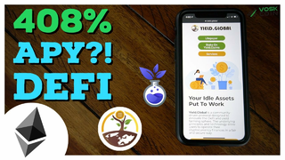 DeFi Yield Farm Promises 408% Daily?? APY Center CAPY REFUND?!