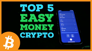 Top 5 EASY WAYS to MAKE MONEY w/ Bitcoin & Cryptocurrencies!