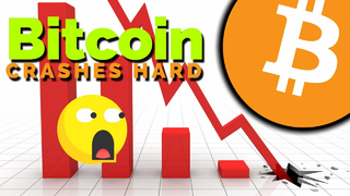 ‼️ Bitcoin Crashes HARD ‼️ Altcoin Black Friday Sales for ADA, DOT, VET, XLM, XRP, ETH?!?