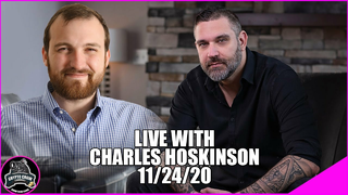 Live With Charles Hoskinson of Cardano ADA 11/24/20