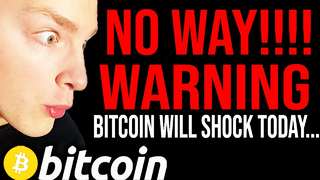 NOO WAY!!! BITCOIN DUMPS FASTER!!! READY FOR NEXT STAGE!! BIG WARNING TO ALL HODLERS!! [WATCH FAST]