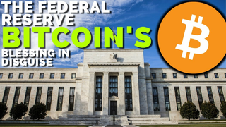 Bitcoin's Best Friend: The US Federal Reserve